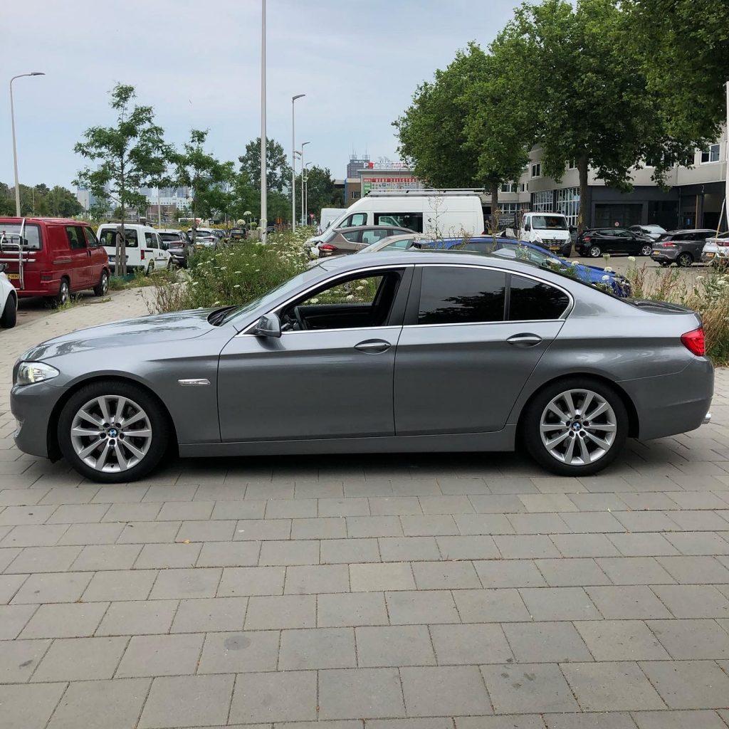 BMW f10 before